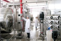 贵州天地药业大输液小水针,管道项目