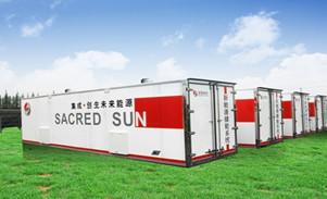 集装箱式模块化储能系统