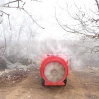 自走式果林喷雾机