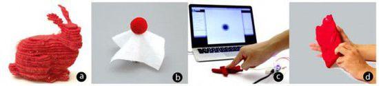 迪士尼用3D技術打印毛絨玩具