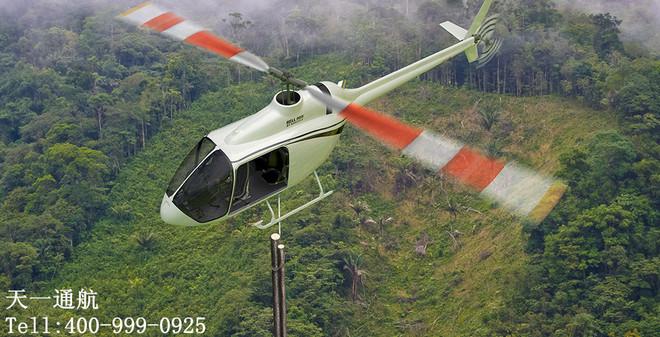 怎样选择直升机?